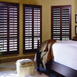 Woodstsain Plantation Shutters